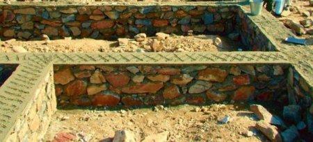 Какой должен быть фундамент для дома из бруса